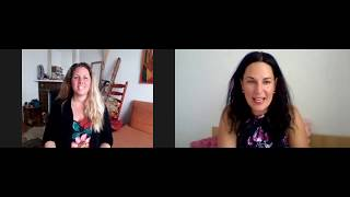 Daniela DiCascata interviews Dymphi Peeters