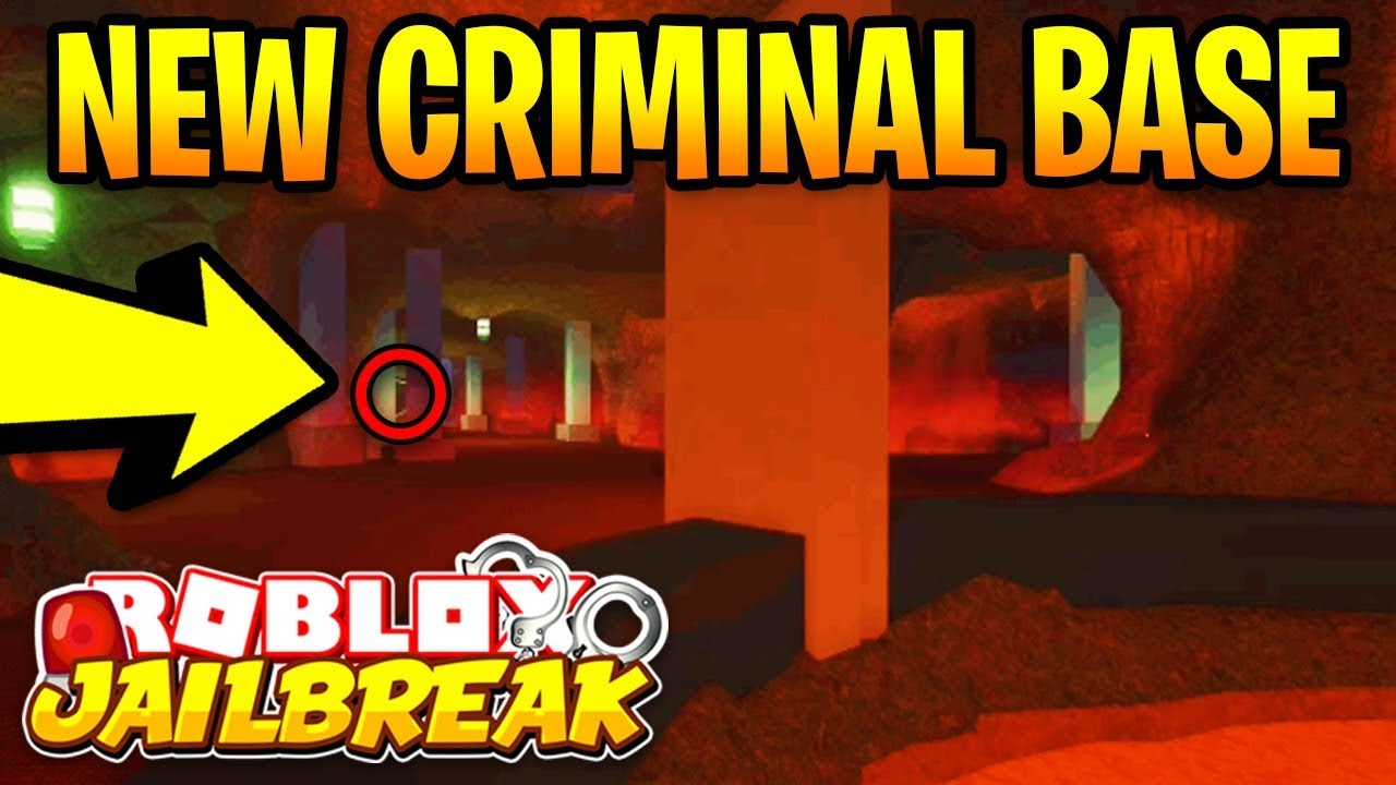 HOW TO GET IN THE NEW CRIMINAL BASE IN JAILBREAK WITHOUT GETTING LEVEL 20| JAILBREAK LEVEL GLITCH!