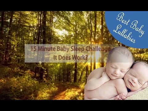♥ Baby Songs Canon In D Relax Babies Lullaby To Go To Sleep Music 15 Minute Forest Sounds