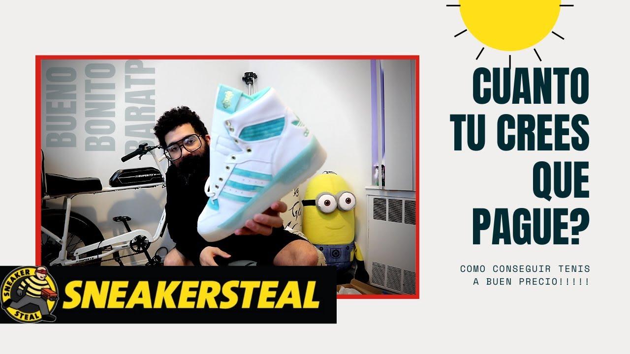 Cómo Conseguir Tenis/Sneaker (zapatillas) A Buen Precio.
