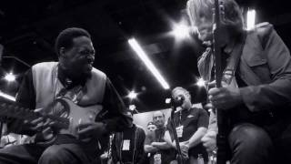 """Live from The Dunlop NAMM Booth: Eric Gales & Andy Timmons """"Jam at NAMM"""""""