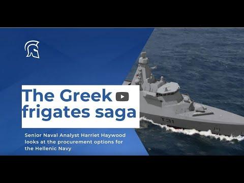 Shephard Media: The Greek frigates procurement saga