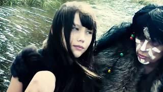 "Девочка и мамонтёнок - ""Йети"""