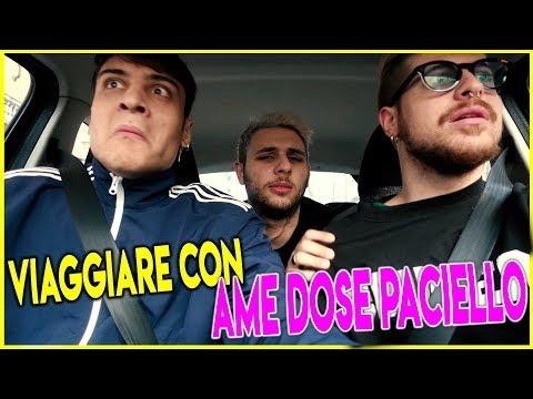 VIAGGIARE con AME DOSE PACIELLO 2 | Awed™