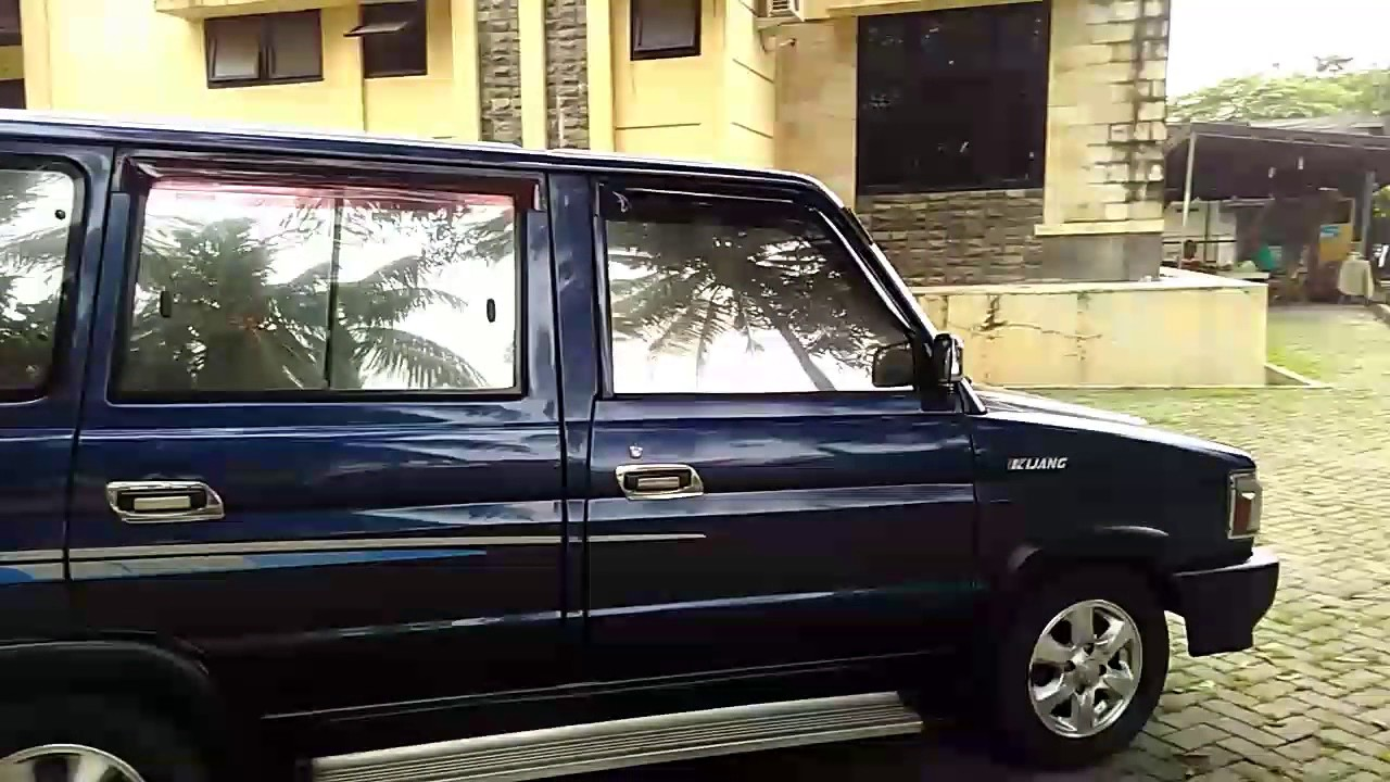 kijang grand extra 1996 - youtube