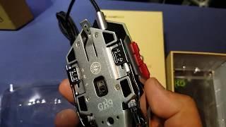 Review Mouse GX9 Metal Gamemax