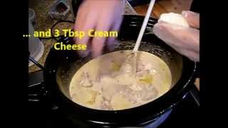 Crock Pot Series - Creamy Mushroom Chicken