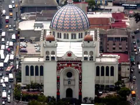 Catedral Metropolitana El Salvador, San salvador 2011 - YouTube