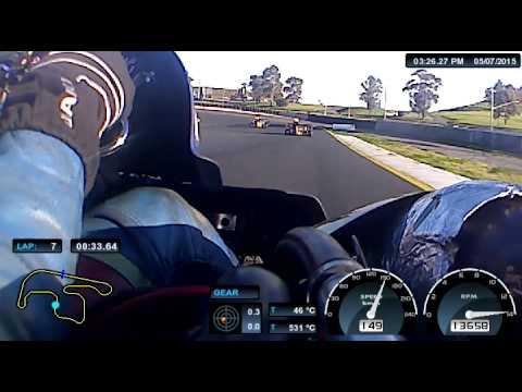Sydney Motorsport Park Superkart Nationals Round 1 2015