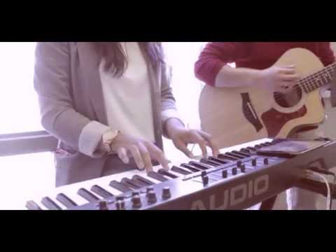 HERE WITH YOU COVER - Hillsong Worship