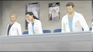 Grey's Anatomy: The Video Game - Trailer