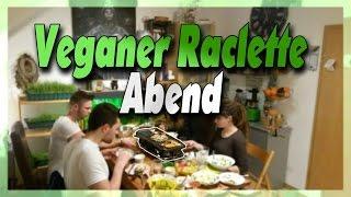 Gemütlicher veganer Raclette Abend| Roh veganer Schokopudding