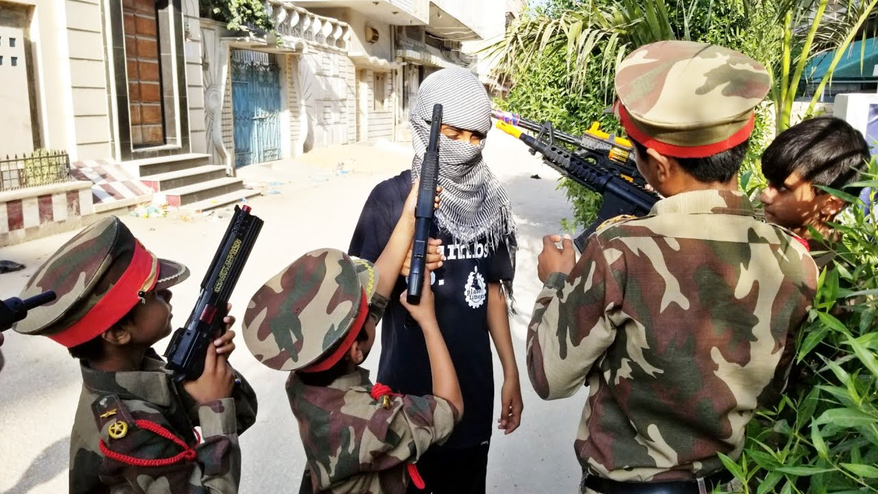 Pak Army Officers Killed an Enemy    Pak Army Training    Fauji Ki Training