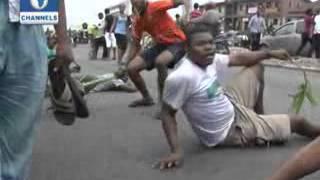 Unilag Students Protest Renaming Institution After MKO Abiola Pt.1
