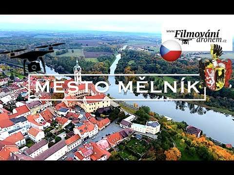Mělník, Czech republic | dron DJI PHANTOM 4