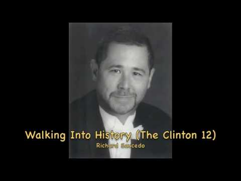 Walking Into History (The Clinton 12) (Concert Band)