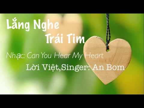 Lắng nghe trái tim   cover anbom