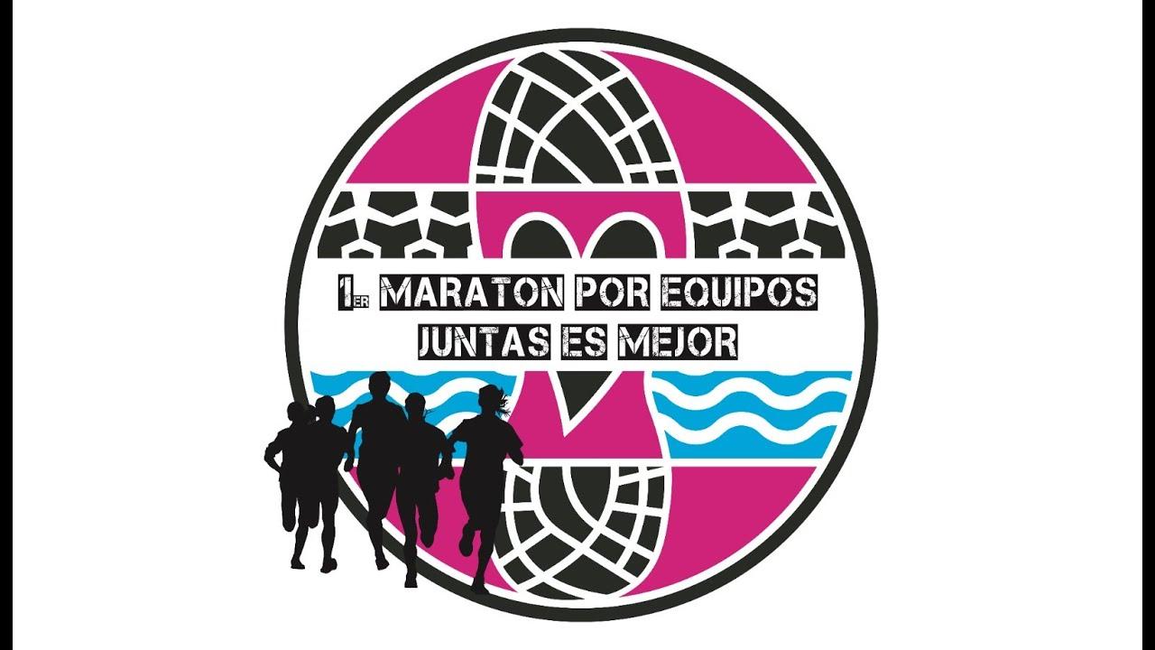 1r Maratón por equipos Juntas Es Mejor