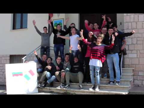 Young Ideas for Europe - The 2014 Italian Group: Slogan - YouTube