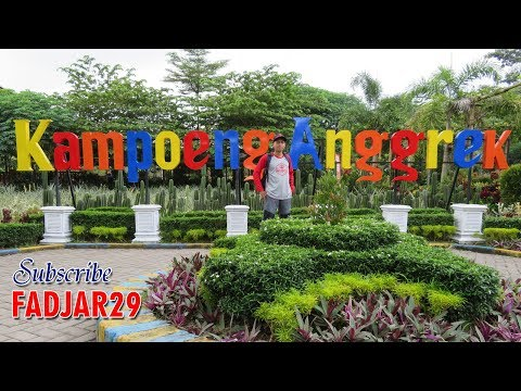 wisata-edukasi-kampung-anggrek,-desa-sempu,-ngancar-kabupaten-kediri
