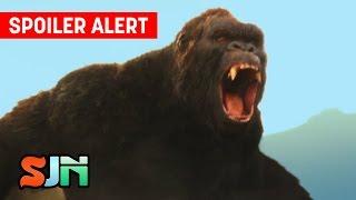 Kong End Credits Scene – SPOILERS!!!