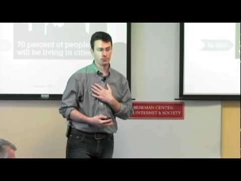 Alex B. Howard: What Can Open Government Learn From Open Source, Data, Innovation, & Journalism?