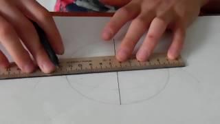 Построение правильного восьмиугольника.(, 2016-05-20T16:08:52.000Z)
