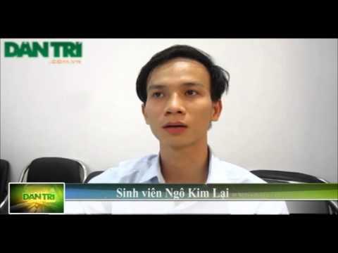 Kênh dantri.com.vn: Chuyên đề về chàng trai trẻ Ngô Kim Lai