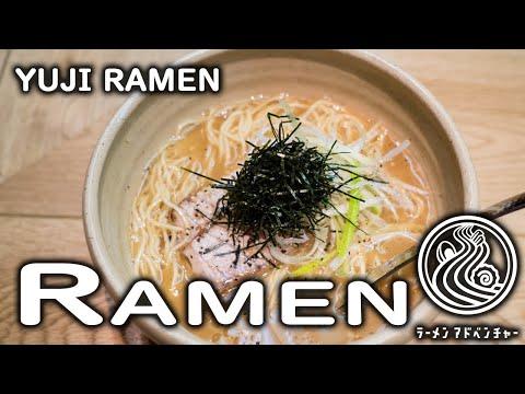 Tuna Ramen at the Shin-Yokohama Ramen Museum - Yuji Ramen