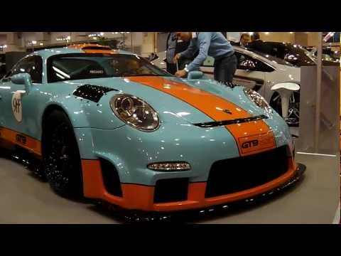 9ff GT9 CS (Clubsport) (997) – Essen Motor Show 2011