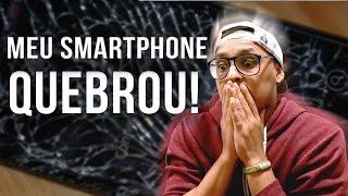 Meus Smartphones quebraram, Vale a pena aparelhos premium? Galaxy S7 edge e Nexus 6P.