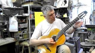 семиструнные гитары Антон Хорин - обзор