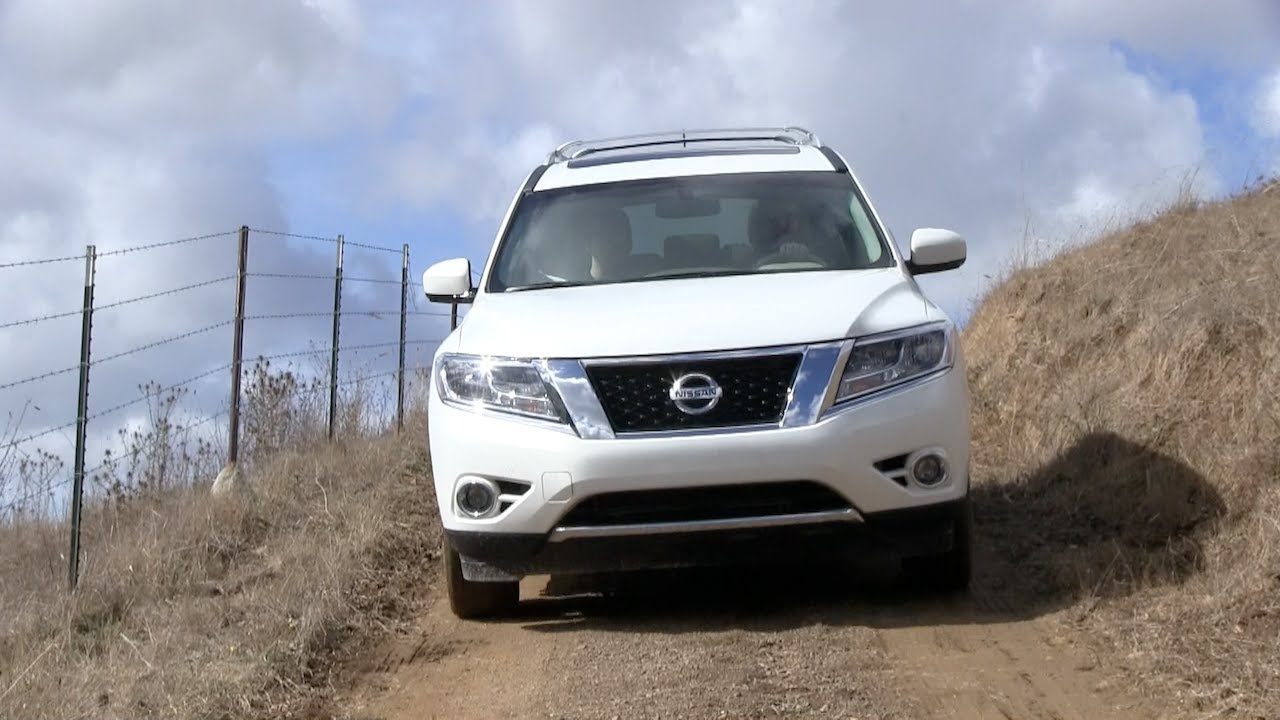 2013 nissan pathfinder everything you wanted to know about the new awd system