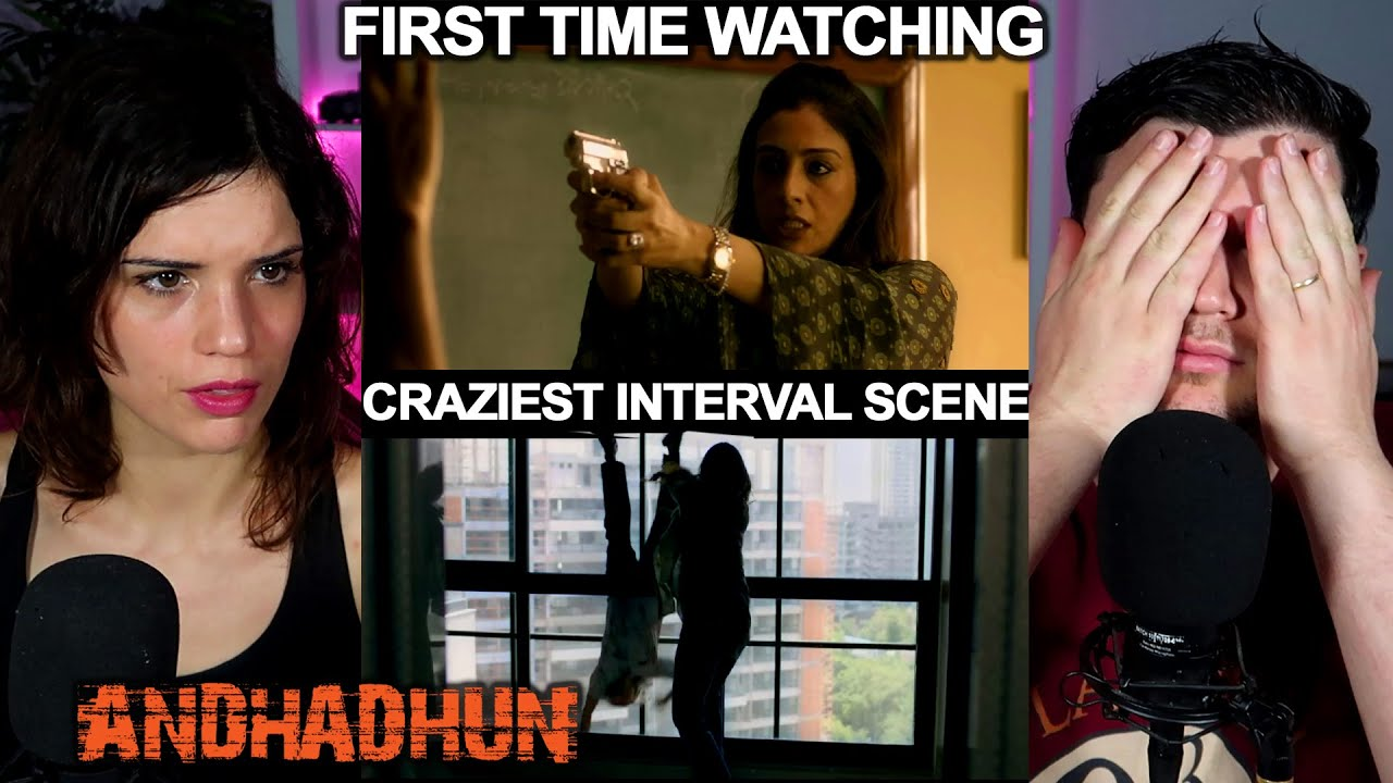 ANDHADHUN - CRAZIEST INTERVAL SCENE! | Tabu | Ayushmann Khurrana | Radhika Apte