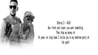 aka&diamond (make me sing lyrics)
