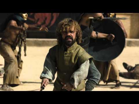 Game Of Thrones Season 5: Episode #9 Clip - Daenerys' Escape (HBO)
