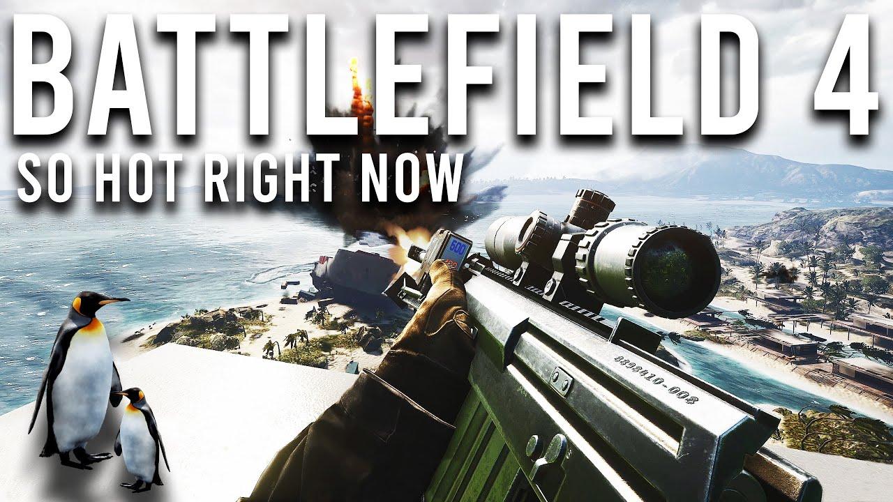 Battlefield 2042 Hype brought us back to Battlefield 4!