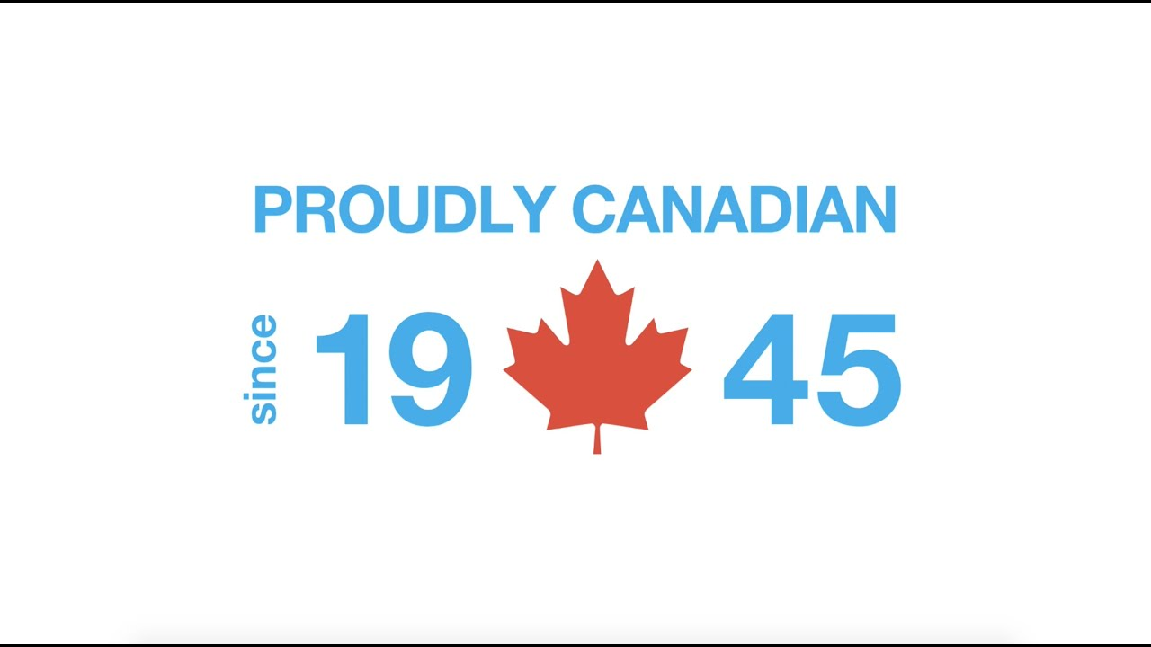 Auclair - Proudly Canadian
