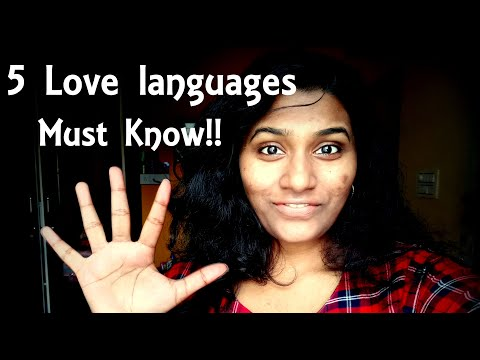 Know 5 love languages - Avoid misunderstanding!