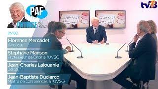PAF – Patrice and Friends – Emission du 10 novembre 2017