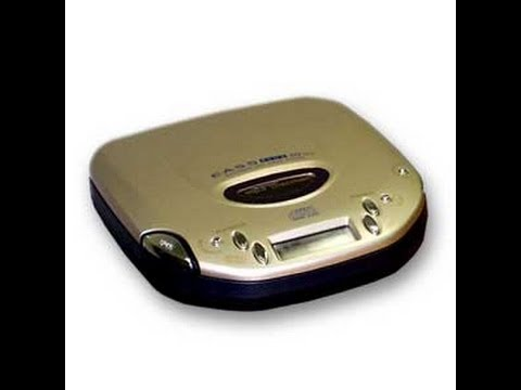 Worlds First Readily Available MP3 CD Player by Genica