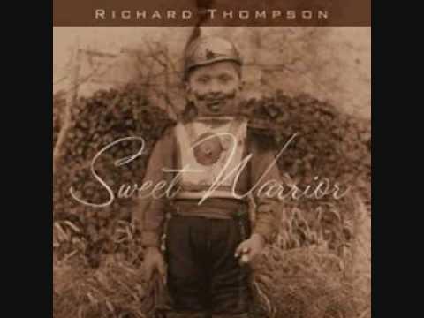 Richard Thompson - Dad's Gonna Kill Me