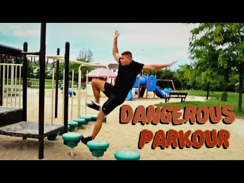 Thumbnail: SCARY PARKOUR ACCIDENT!!!