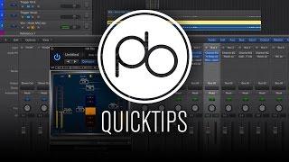 Video Logic Pro X Production Quick Tip: Creative Vocal Sidechaining download MP3, 3GP, MP4, WEBM, AVI, FLV April 2018