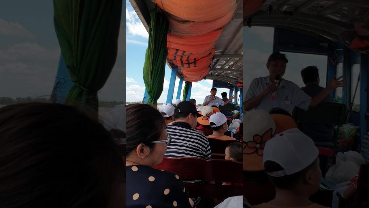 du lịch sông mekong