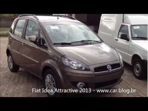 Fiat idea 2013 attractive italia youtube for Precio fiat idea attractive 2013