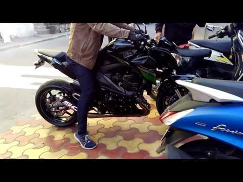 Kawasaki z800 in Aizawl