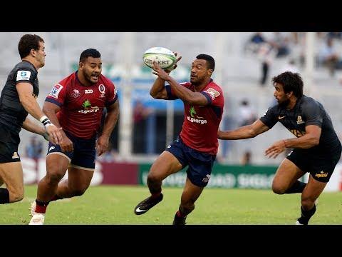 ROUND 5 HIGHLIGHTS: Jaguares v Reds - 2018