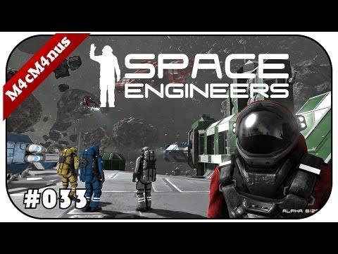 EIN VENTILATOR FÜR DIE MEDICAL STATION - SPACE ENGINEERS #033 ★Lets Play Space Engineers Deutsch