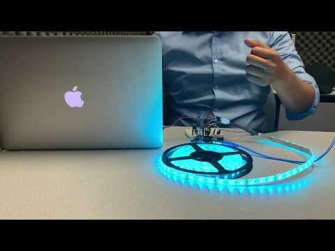 Arduino Music Reactive Led Strip - Myhiton